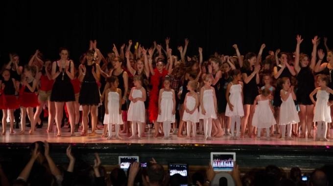 Gala de danse DOMINO le 30 mai 2015