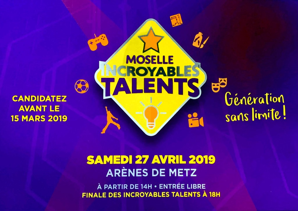 Moselle Incroyables Talents