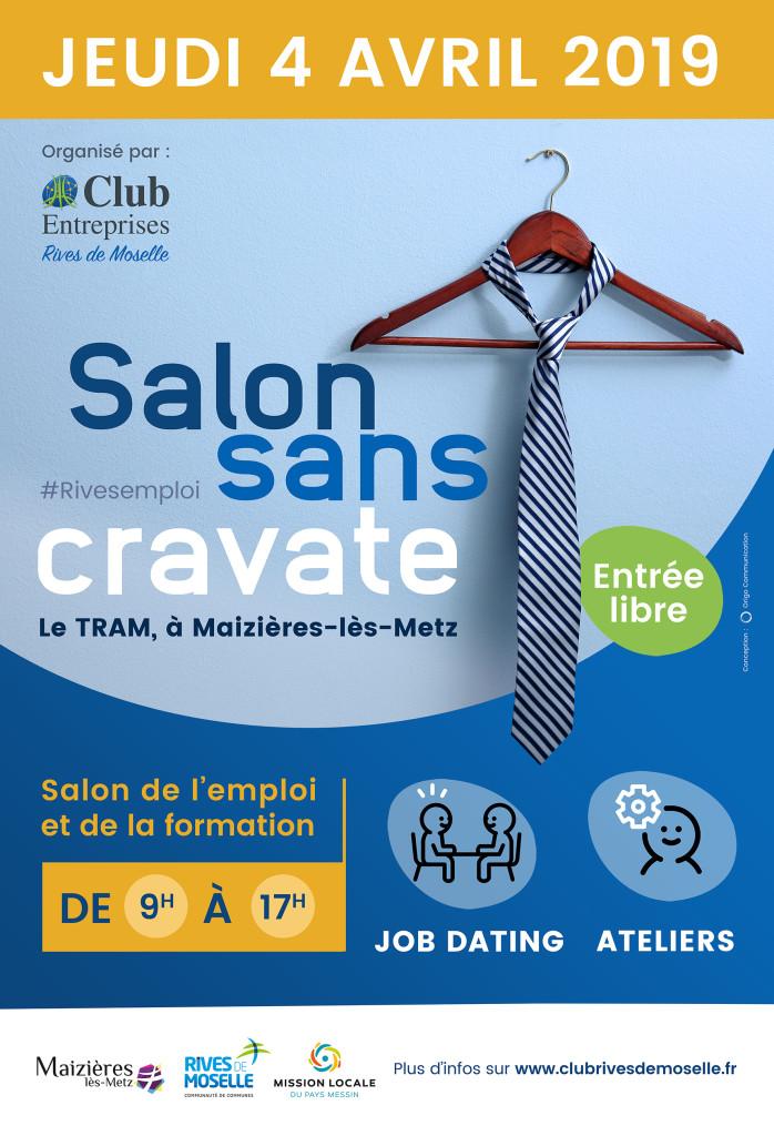 """Salon emploi """" Salon sans cravate"""""""