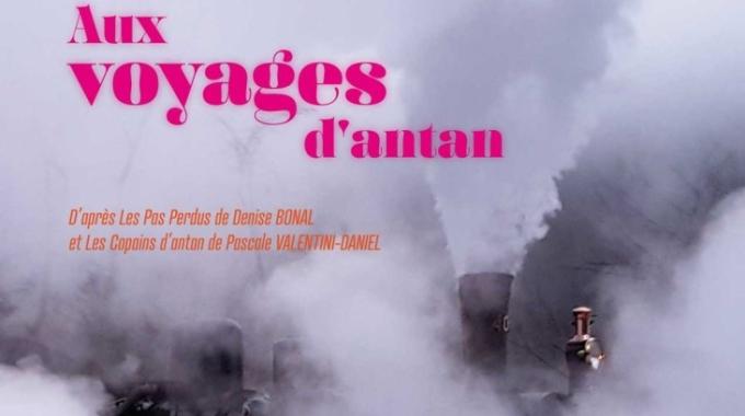"""L'atelier-théâtre de retour ! Nouveau spectacle """"Gare aux voyages d'antan…"""""""